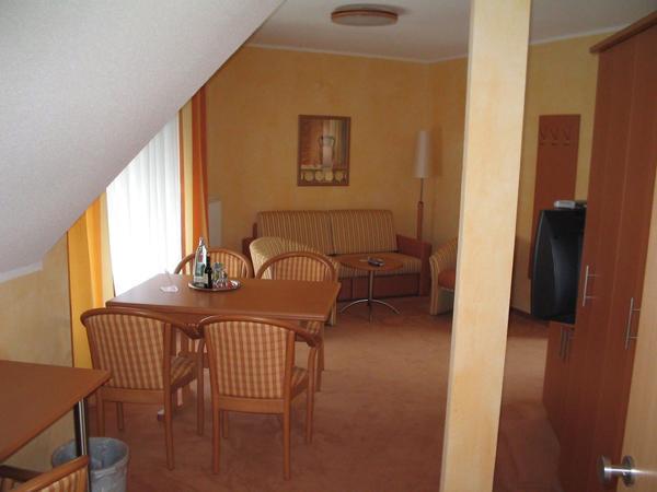 Penthousewohnung - Hotel Albert